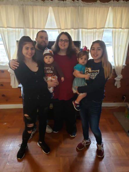 Chano Lopez family